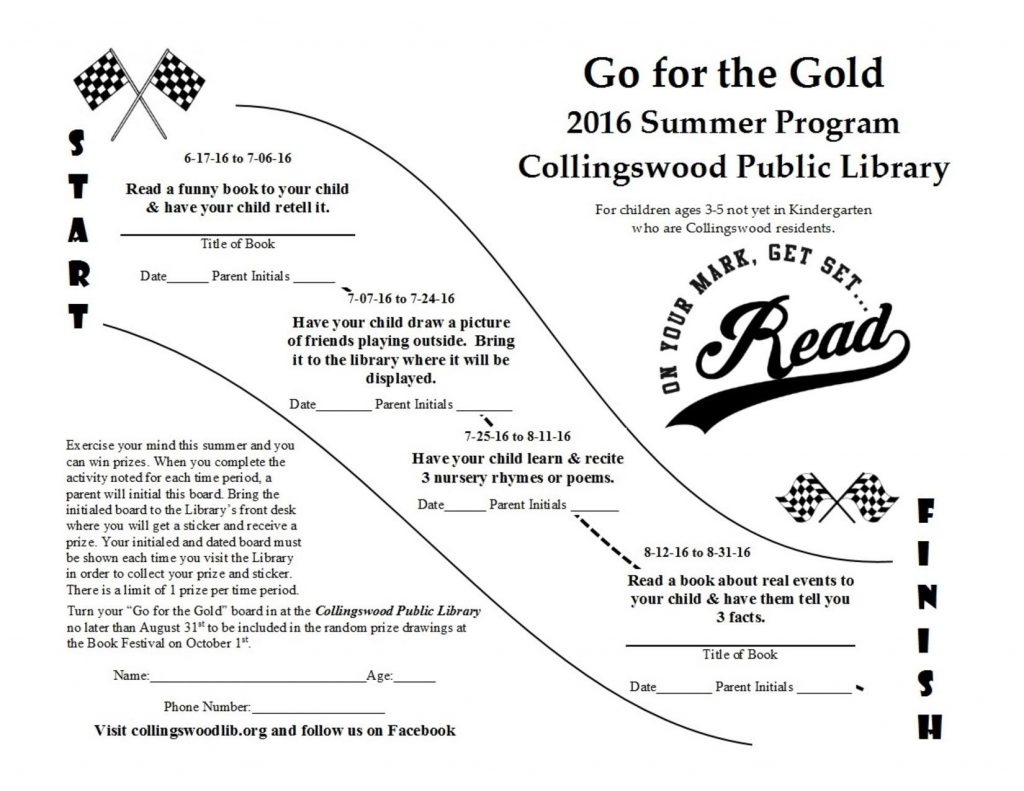 GO FOR THE GOLD - reading form-page-001