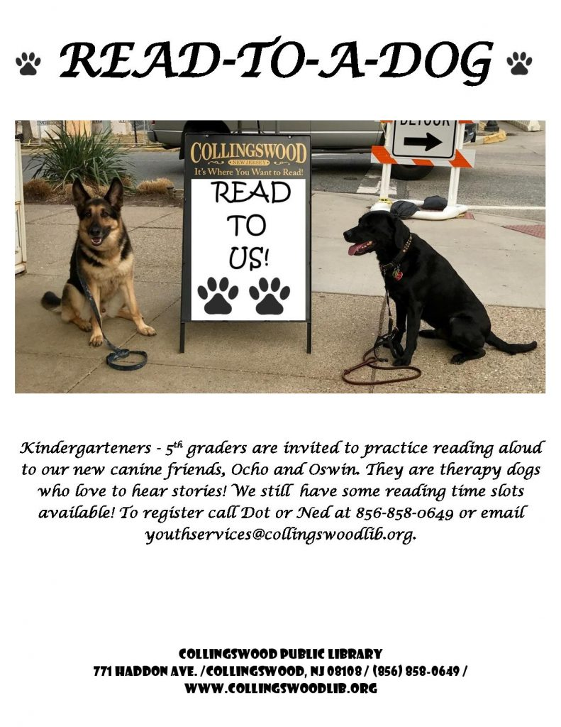 READ TO A DOG event flyer-page-001